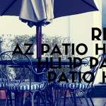 AZ Patio Heaters HLI-1P Parasol Patio Heater Review