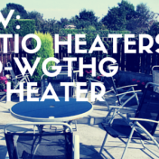 AZ Patio Heaters HLDSO-WGTHG Review