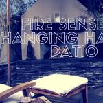 Fire Sense 60660 Hanging Halogen Patio Heater Review
