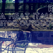 Lava Heat Italia Z2-HB Review (Tabletop Outdoor Heater)