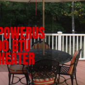XtremepowerUS 48,000 BTU Patio Heater Review
